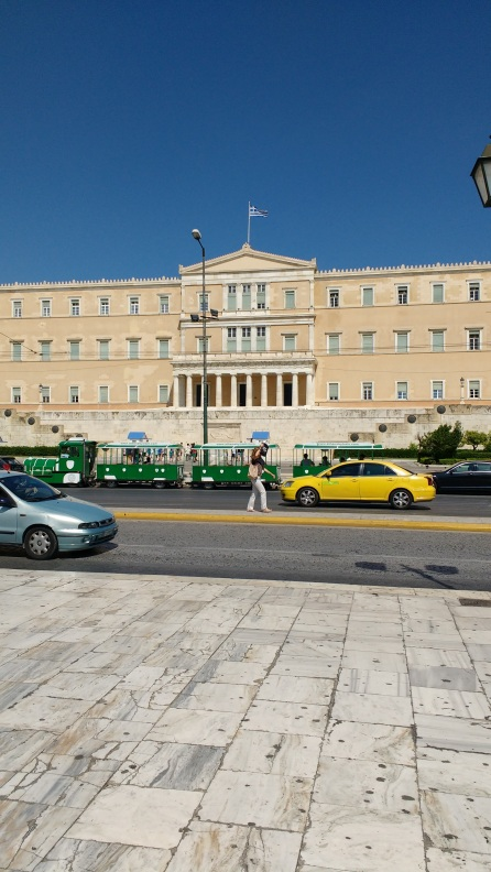 Syntagma Square, Parliament Building