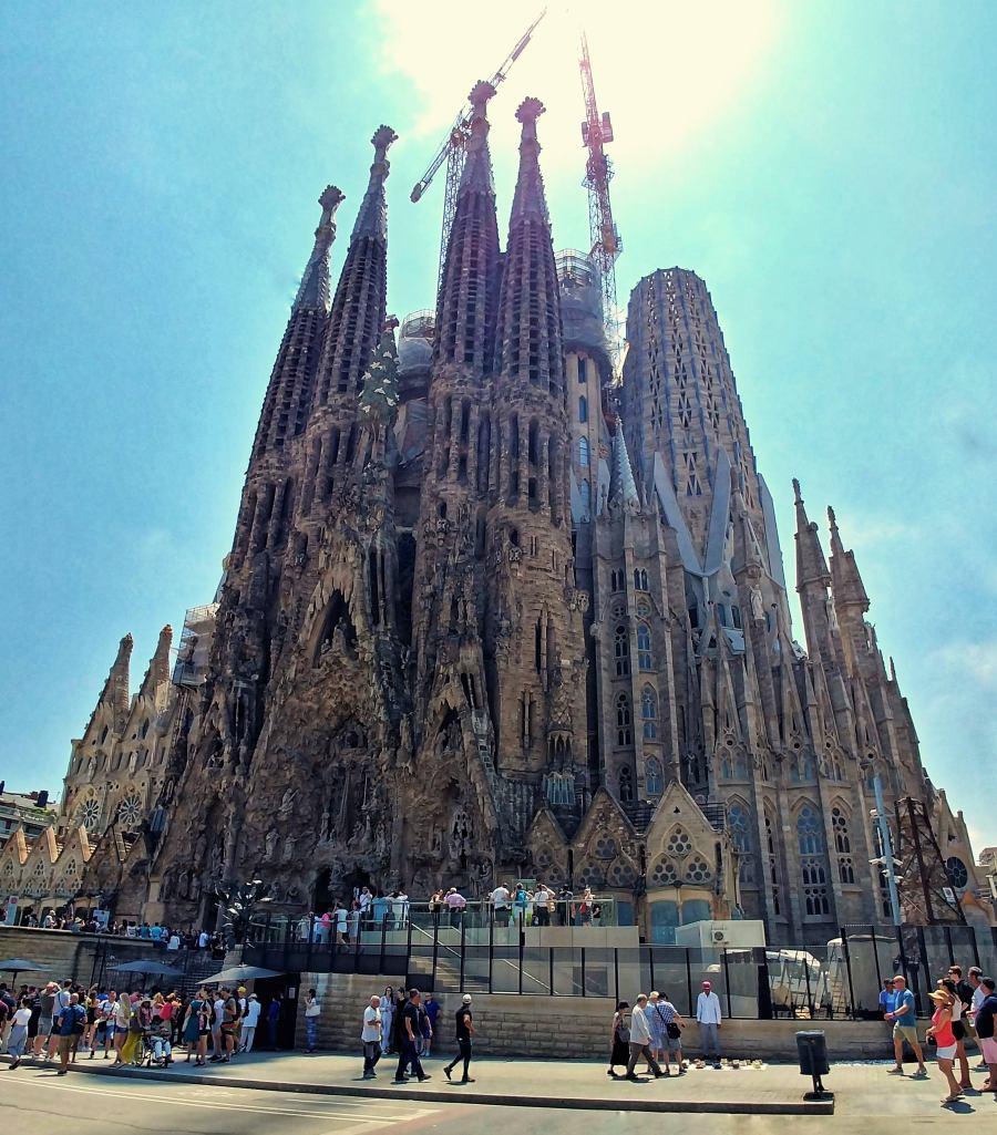 Sagrada Familia (1)